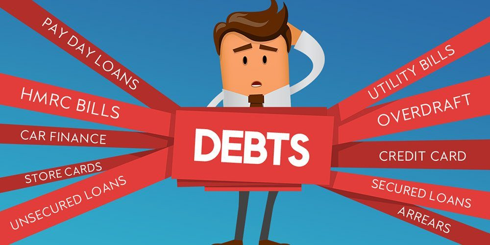 How can you consolidate debts with bad credit loans