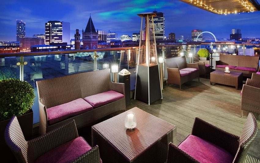 Hotels In Manchester City Centre