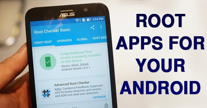 Best rooting apps for Android 2018 - Root Genius Android Apk