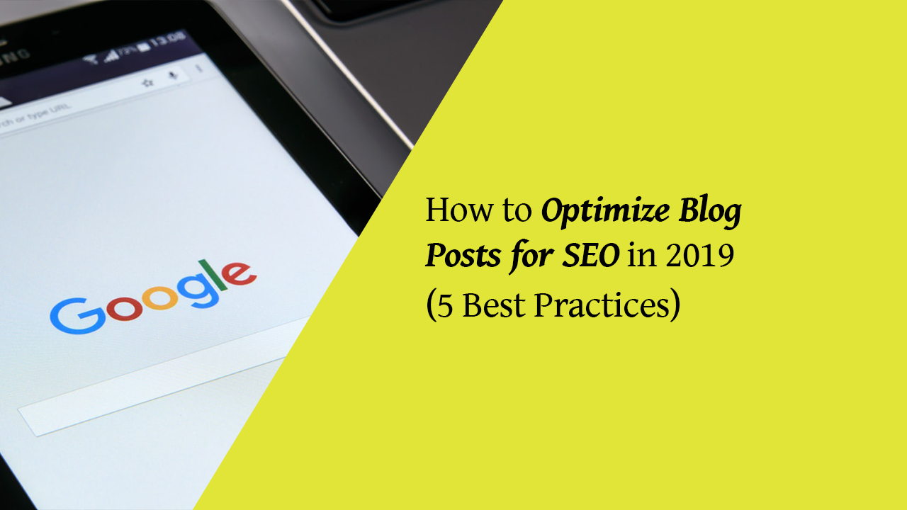 7 tips to write SEO optimize post