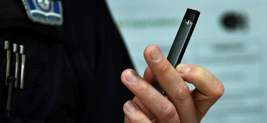 Are E-Cigarettes the New Celebrity Trend?
