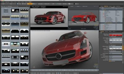 Tools & Advantages of 3D Rendering Animation