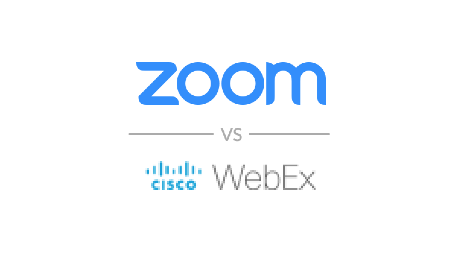 Zoom vs WebEx – Which is better?