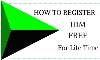 How to Register IDM without License Key
