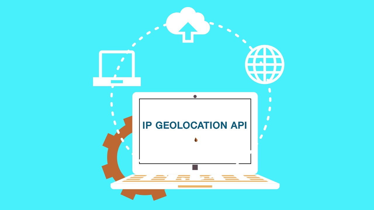 Location Using IP Geolocation API