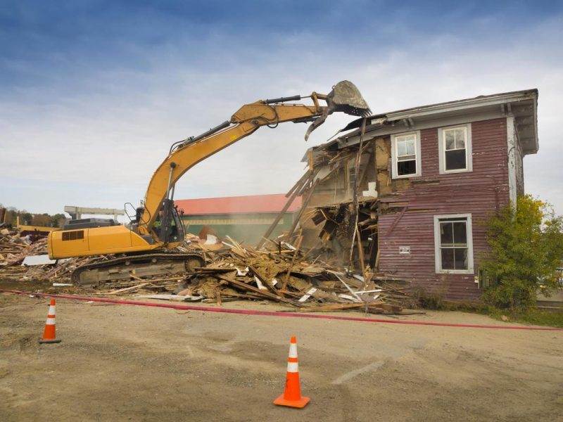 House Demolition Services