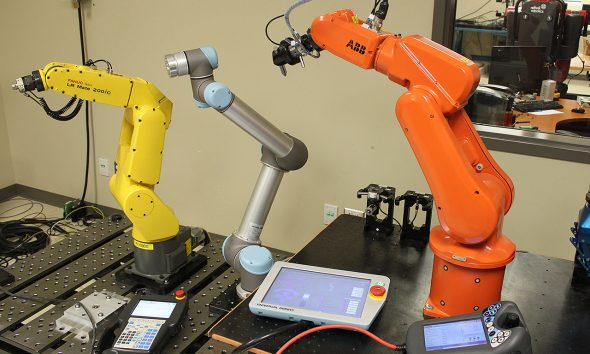 Small Industrial Robot