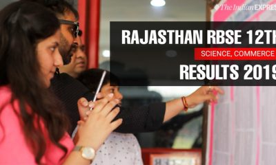 RBSE class 12 commerce result 2019