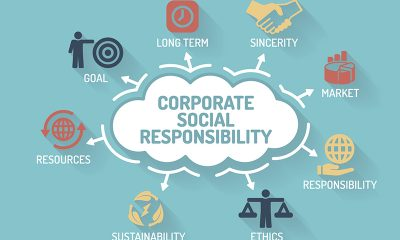 Corporate social responsibility companies