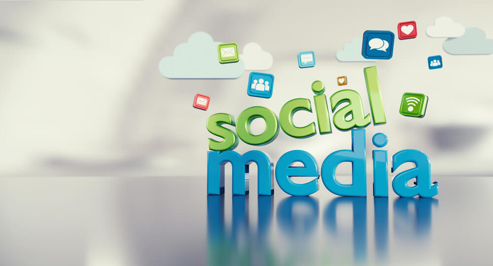 social media marketing promote