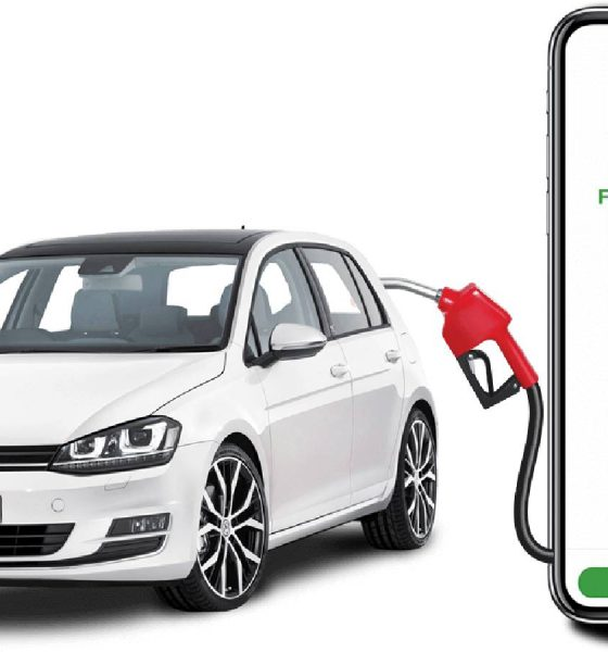 Fuel Delivery Mobile App