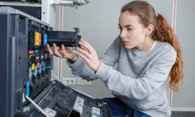 Printer Technician