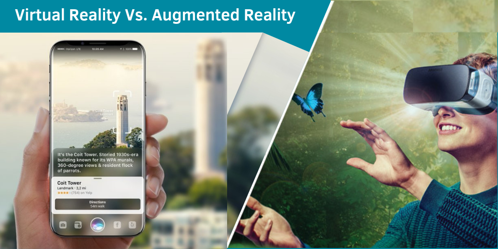 Augmented Reality (AR) and Virtual Reality (VR)