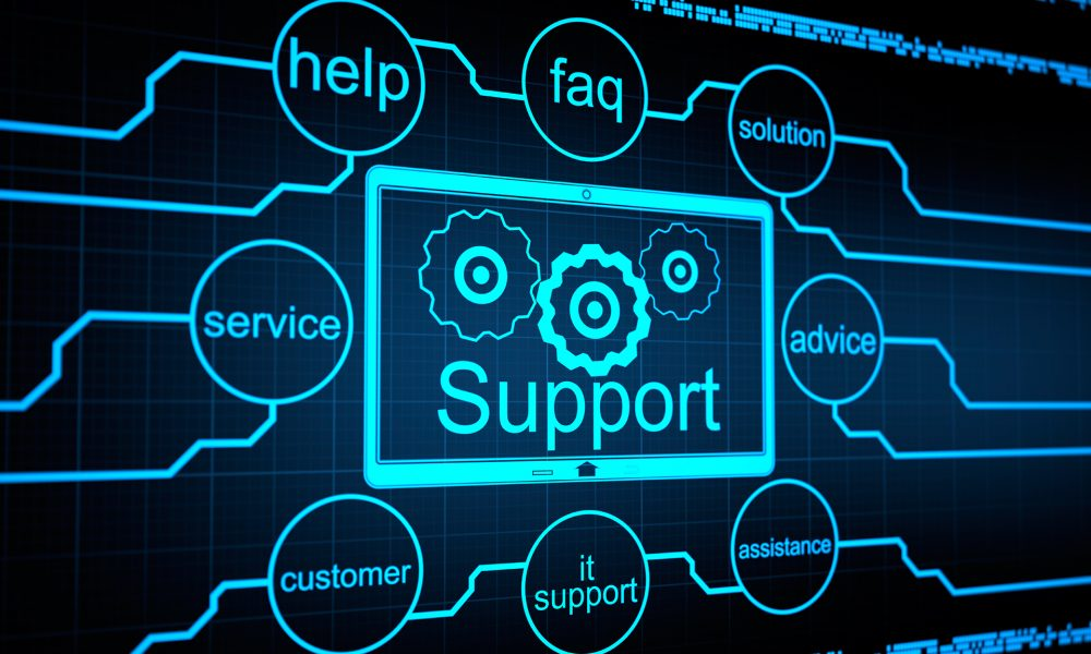 Qualified professional of Ighty Support Managed IT Support Southlake, TX.