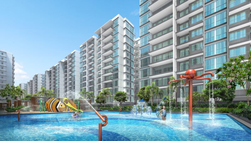 Treasure at Tampines Singapore offers Smart Condo options