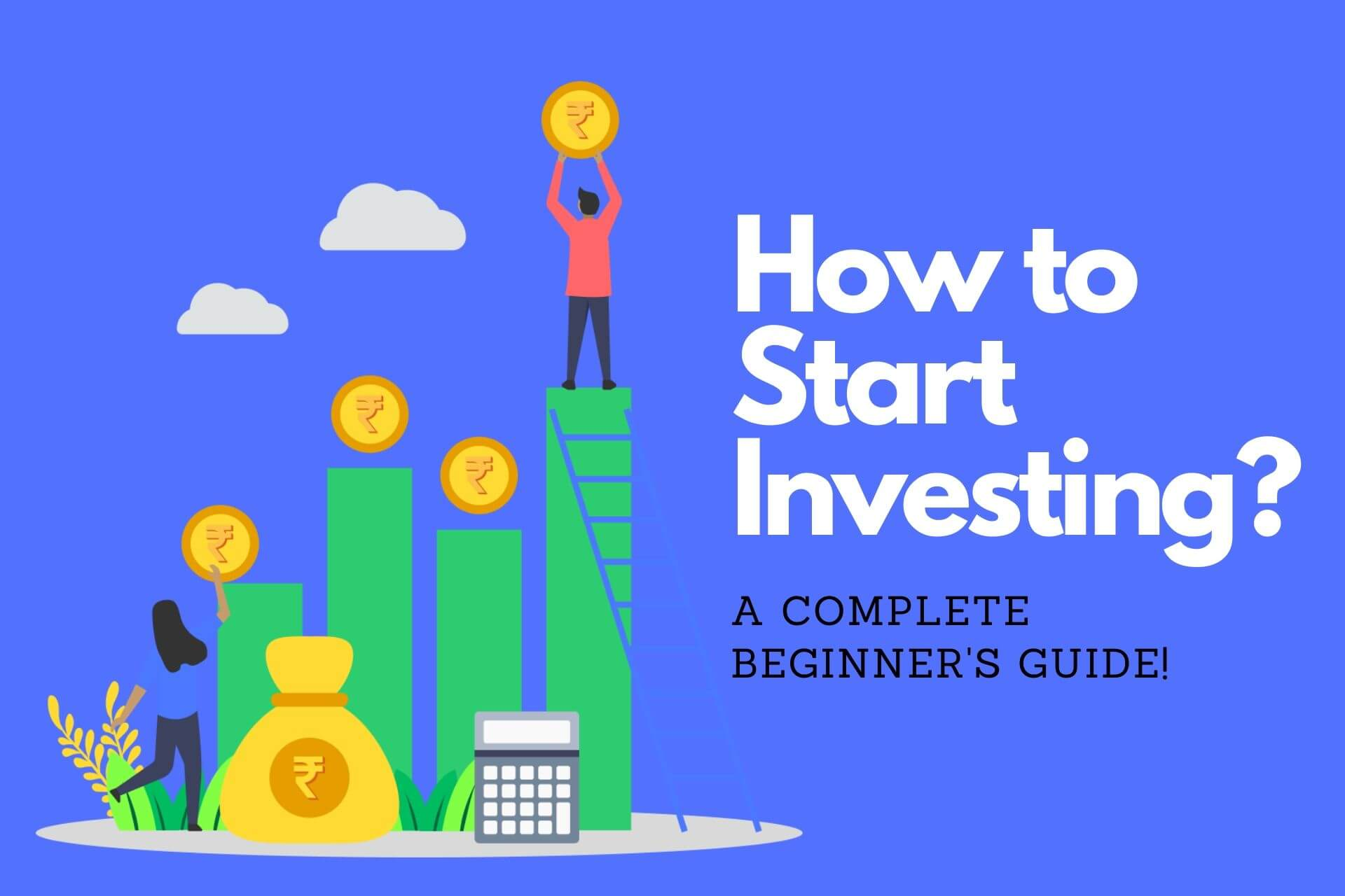 Learn How to Trade in Share Market in India