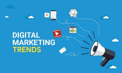 10 Digital Marketing Trends for Marketers