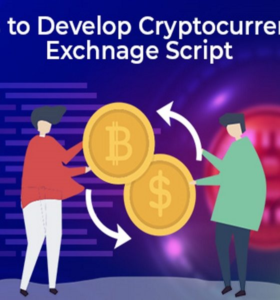 Cryptocurrency Exchange Script