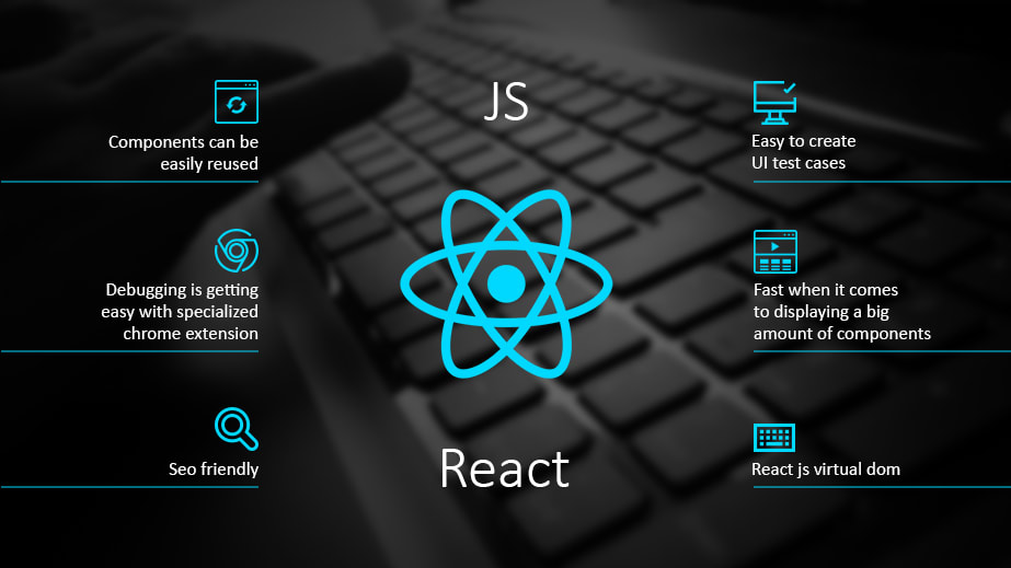 React Js develop
