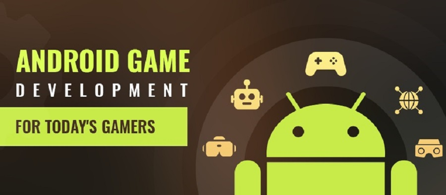 Develop Games for Android