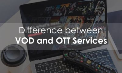 What Is OTT? Difference Between VOD and OTT?